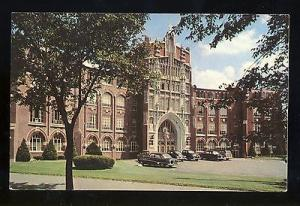 Providence, Rhode Island Postcard, Providence College, Old