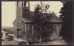 Old Mission Church Postcard