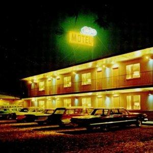 Big Sky Motel Superior Montana Hollenback Bob Anderson AAA RPPC MCM