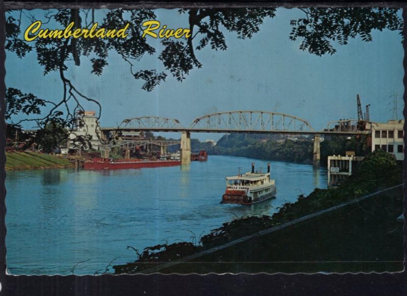 Cumerland River,Nashville,TN BIN