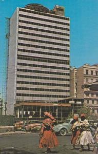 Exterior, Hotel Fermont Y Banco Provincial Chihuahua, Chih, Mexico, 40-60s
