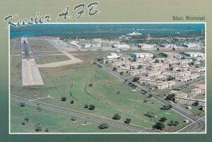BILOXI, Mississippi,1950-60s; Keesler Air Force Base At Bay