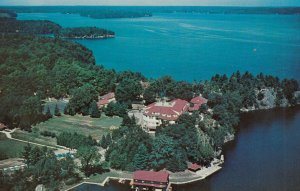 MUSKOKA, Ontario, Canada, 50-60s ; Lake Rosseau, Conference Grounds