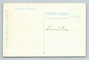 Louisville, KY-Kentucky, Cherokee Park, Falls, Vintage Postcard