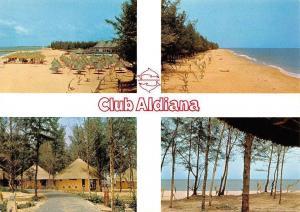 Club Aldiana Senegal Strandblick Nrodrichtung Rundalow Beach Promenade