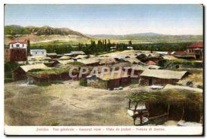 Old Postcard Jericho general view Generale Genearl view Vista Jerico Veduta d...