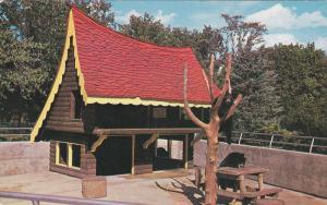 Goldilocks & three Bears , Storybook Gardens , LONDON , Ontario , Canada , 50...