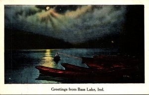 Indiana Greetings From Bass Lake