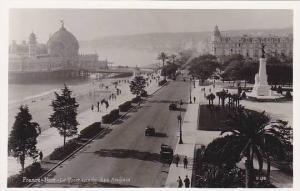 RP: France - NICE , Le Promenade des Anglais , 20-30s