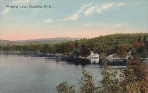 New Hampshire Franklin Webster Lake
