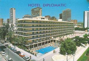 Spain Benidorm Hotel Diplomatic