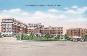 Good Samaritan Hospital - Cincinnati, Ohio - Linen