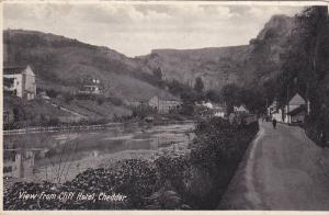 View From Cliff Hotel, Cheddar (Somerset), England, UK, 1910-1920s