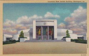 SHREVEPORT , Louisiana , 1930-40s ; State Exhibit Building