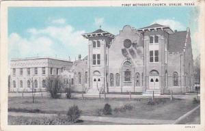First Methodist Church Uvalde Texas