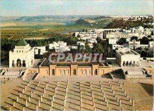 Postcard Modern Rabat Mohammed V Mausoleum