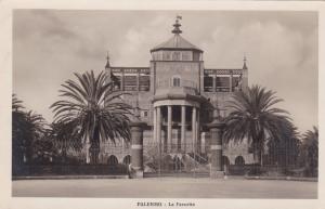 RP: PALERMO , Italy , 00-10s ; La Favorita