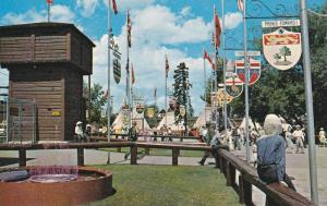 Calgary Exhibition and Stampede, Calgary, Alberta, Canada, 40-60´s