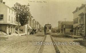 Real Photo -  Main St.
