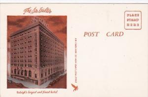 North Carolina Raleigh The Sir Walter Hotel