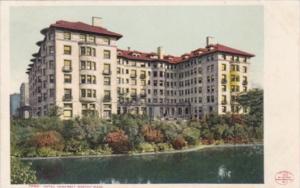 Massachusetts Boston Hotel Somerset Detroit Publishing