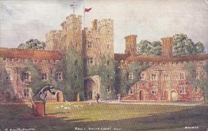 AS: KNOLE, Kent, England, United Kingdom; Green Court, West, 00-10s