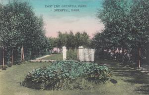 GRENFELL , Canada , 00-10s ; East End Grenfell Park