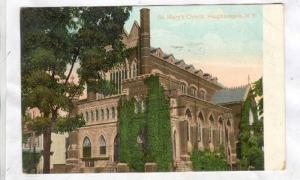 St. Mary's Church, Poughleepsie, New York, PU-1909
