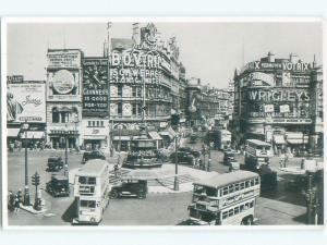 old rppc NICE VIEW London England UK i3332
