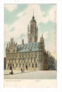 Stadhuis, Middelburg (Zeeland), Netherlands, 1900-1910s