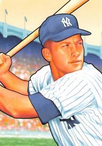 Baseball - Mickey Mantle