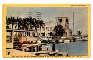 FL - Bradenton. Yacht Basin & Chamber of Commerce