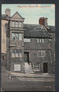Durham Postcard - Blagroves House, Barnard Castle    RS6762
