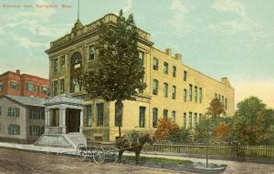 MA - Springfield. Memorial Hall