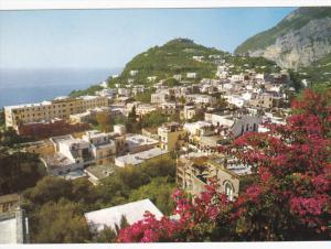 CAPRI, Italy, 1950-1970's; General View