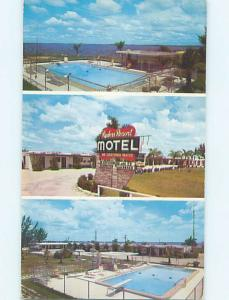 Pre-1980 RYDER'S RESORT MOTEL Charlotte Harbor Florida FL M1247
