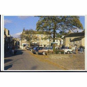 Yorkshire Landscapes Gallery Colour Postcard 'Grassington'