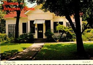 Oklahoma Muskogee Thomas-Foreman Home