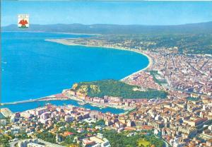 France, Nice, Vue generale, General view, 1977 used Postcard