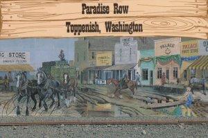 TOPPENISH Washington , 1960-80s ; Paradise Row
