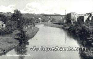 Wilkau Hablau Germany, Deutschland Postcard Muldenblick Wilkau Hablau Muldenb...