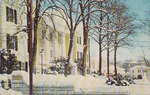 Virginia Staunton Administration Building Mary Baldwin College
