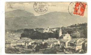 Vue Generale, Chambery (Savoie), France, PU-1909