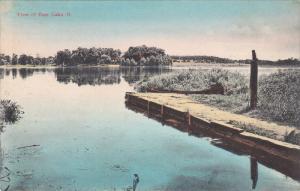 Bass Lake , Ohio , PU-1908