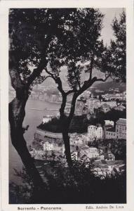 RP: Sorrento , Italy , 00-10s ; Panorama