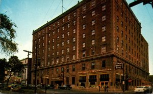 Canada St Johns Admiral Beatty Hotel 1960