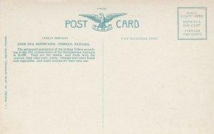 CHIRIQUI , Panama , 00-10s ; Cholo Indians