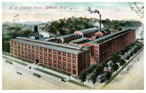 19339 NY  Syracuse   H.H. Franklin Works Factory