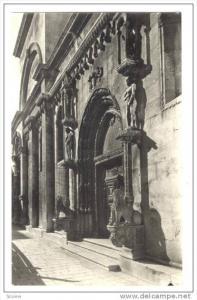 RP; Šibenik , Croatia, 20-40s ; Katedrala - prednji portal