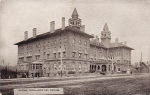 COLORADO SPRINGS, Colorado, 1900-1910's; Antlers Hotel